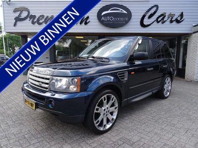 tweedehands Land Rover Range Rover Sport 2.7 TdV6 HSE OVERFINCH 22inch,NAV,Priv glas, NL auto. Inruil mogelijk!