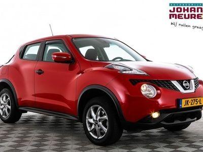 tweedehands Nissan Juke 1.6 Visia -A.S. ZONDAG OPEN!-