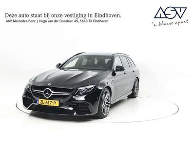 tweedehands Mercedes E63 AMG Estate 4MATIC Premium Plus, 612 PK Rij-assistentie