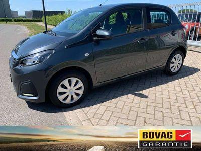 tweedehands Peugeot 108 1.0 e-VTi Allure 1Eigenaar Dealeronderhoud 6m BOVA