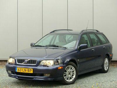 tweedehands Volvo V40 2.0 AUT LPG-G3 Airco / Stoelverwarming / Nieuwe distributieriem