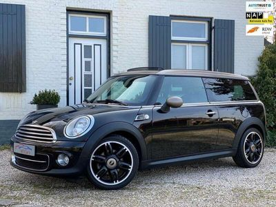 tweedehands Mini Cooper D Clubman 1.6 Chili/Pano/Navi/Stoelverwarming/Bluetooth/Nett