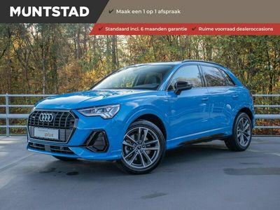 tweedehands Audi Q3 40 TFSI quattro S Edition | Pano. dak | Stoelverwa