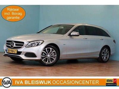 tweedehands Mercedes C350 Estate e Lease Edition   CLIMA   NAVI   LMV