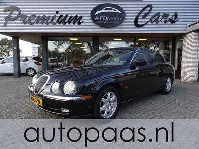 tweedehands Jaguar S-Type 3.0 V6 Automaat,Inruil mogelijk!