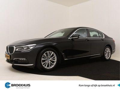 tweedehands BMW 730 7 Serie d High Executive | 360 Camera | Cruise Adaptief | Schuif-/kanteldak | Stoelverwarming V+A