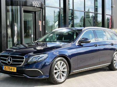 tweedehands Mercedes E200 Estate d Avantgarde Facelift