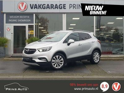 tweedehands Opel Mokka X 1.4 Turbo Innovation   CAMERA   NAVI   LEDER  