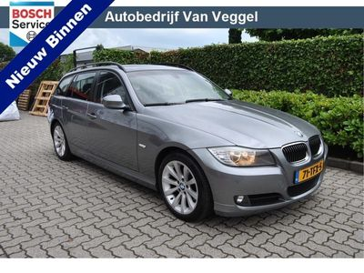 tweedehands BMW 320 3-SERIE Touring d High Executive pano. navi, cruise, stoelverw,