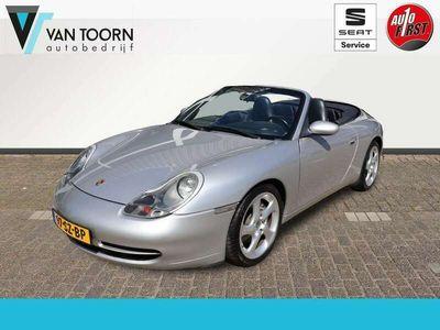 tweedehands Porsche 911 Carrera 4 Cabriolet 3.4 Carrera 4 in zeer goede staat!