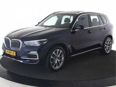 "tweedehands BMW X5 xDrive45e High Executive XLine 20"" | Head Up Display | Panoramadak | Soft-Close | Zondag Open!"