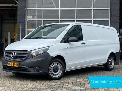 tweedehands Mercedes Vito 111 CDI 115 PK L3 GB EUR 6   AIRCO, NAVIGATIE, CAM