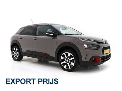 tweedehands Citroën C4 Cactus  1.6 BlueHDi Shine *NAVI+KEYLESS+CAMERA+DAB+PDC+ECC+CRUISE*