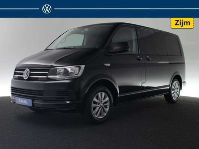 tweedehands VW Multivan DC 2.0 TDI EU6 150pk DSG Comfortline Navigatie / Schuifdak / Climatronic / 2x El
