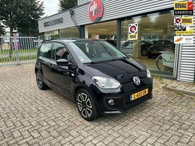 tweedehands VW up! UP! 1.0 highBlueMotion Navi schuifdak / full options