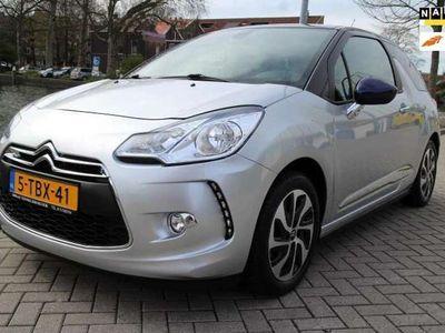 tweedehands Citroën DS3 1.2 VTi So Chic AUTOMAAT AIRCO NETTE AUTO