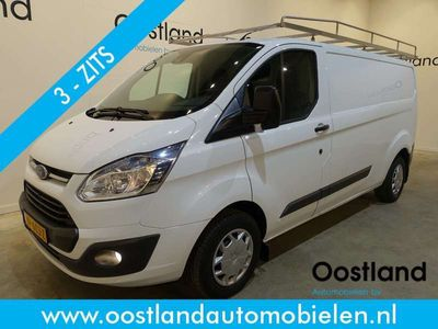 tweedehands Ford Custom Transit2.2 TDCI L2H1 125 PK Trend / Airco / Cruise Contro