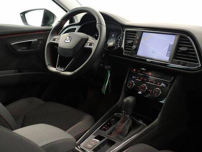 tweedehands Seat Leon ST 1.5 TSI FR DSG   150PK   Full LED   ACC   Navigatie   Zondag Open!