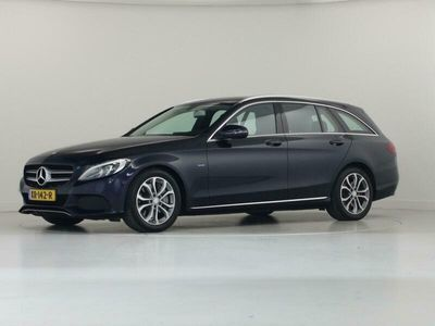 tweedehands Mercedes C350e C-klasse € 20.250,- incl. BTW |Estate Lease Edition - Excl.
