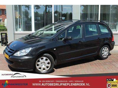 tweedehands Peugeot 307 Break 1.6-16V XS trekhaak,electr.ramen,cv,clima 20