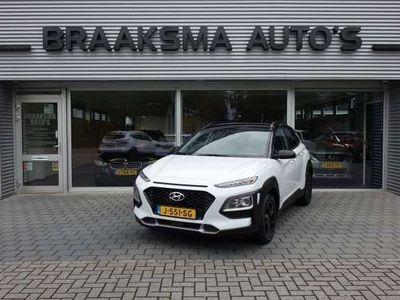 tweedehands Hyundai Kona 1.0 T-GDI PREMIUM CLIMA ' CAMERA ' NAVI ' LANE ASS