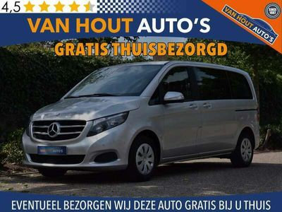 tweedehands Mercedes V200 200d INCL BPM / EX BTW | 6 PERS. | AFN. TREKHAAK |