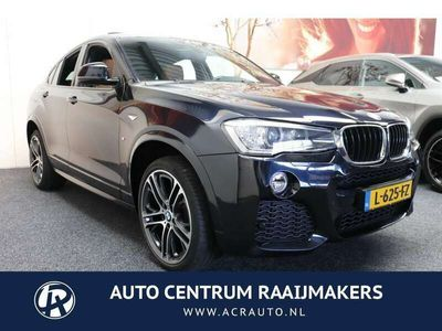 tweedehands BMW X4 xDrive20i High Executive M Sport Edition M Pakket