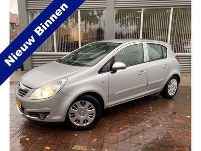tweedehands Opel Corsa 1.4-16V Enjoy Airco,Cruise,5-drs,Pdc (2008) km 130