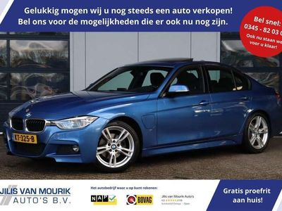 tweedehands BMW 330e 330| Excl BTW | M-sport | Schuifdak | LED | Alca