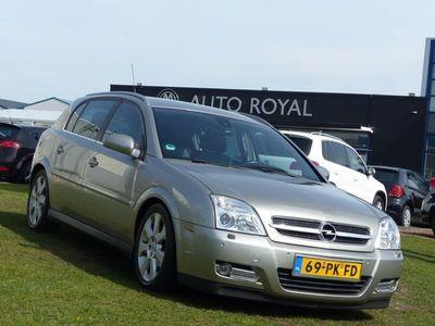 tweedehands Opel Signum 2.2-16V COSMO - VERKOCHT