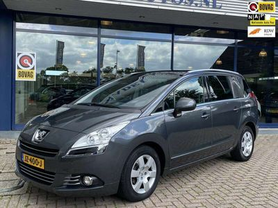 tweedehands Peugeot 5008 1.6 e-HDi Style Aut Pano Leer Stoelverw. Parksens Trekhaak Dealer Onderhouden!