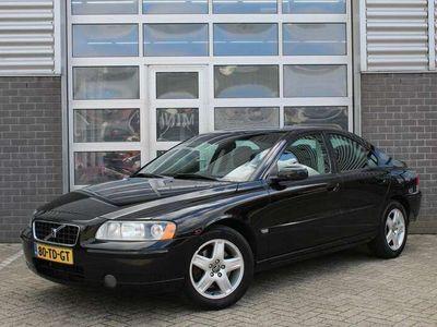 tweedehands Volvo S60 2.4 141 PK / Climate / Cruise / Half Leer