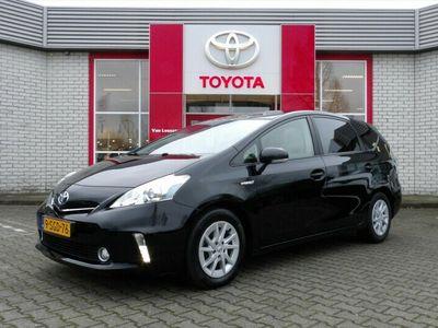 tweedehands Toyota Prius+ Wagon 1.8 HYBRID NAVI 7 PERS PANODAK PROEFRIT AAN