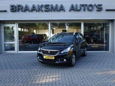 tweedehands Peugeot 2008 ALLURE 1.2 PURETECH 110PK CAMERA ' NAVI ' PANORAMA