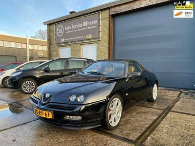 tweedehands Alfa Romeo Spider 2.0-16V T.Spark Bj.99 / Leder / Origineel NL