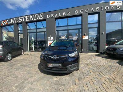 tweedehands Opel Crossland X 1.2 Online Edition NAVI/CARPLAY CRUISE CLIMATE LAN