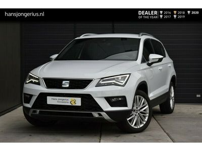 tweedehands Seat Ateca 1.5 TSI 150 PK Xcellence Business Intense  360 CAMERA   CLIMATE CONTROL   CRUISE CONTROL   PDC   LMV