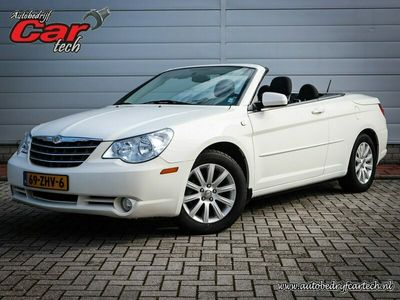 tweedehands Chrysler Sebring Cabriolet 2.7 Limited |