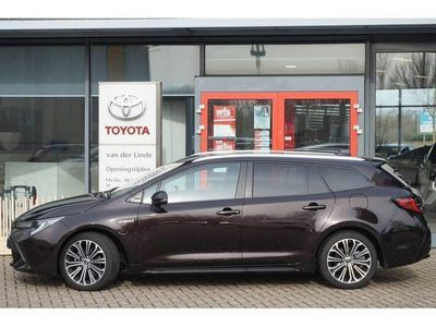 tweedehands Toyota Corolla 1.8 Hybride Style TS Navigatie