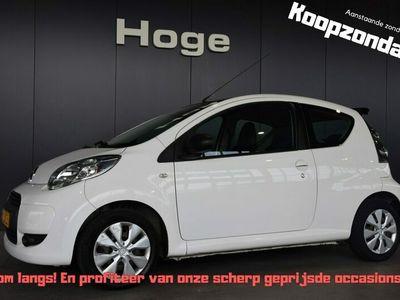 tweedehands Citroën C1 1.0-12V Selection Airco Spoiler Zwart dak Inruil mogelijk