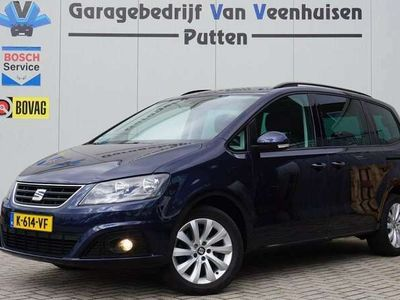tweedehands Seat Alhambra 1.4 TSI 150pk DSG Style Connected 7-Persoons Keyle