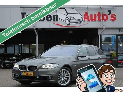 tweedehands BMW 520 520 Touring d Luxury Edition Euro 6, Facelift, Pano