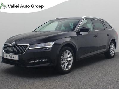 tweedehands Skoda Superb Combi 1.5 TSI 150PK DSG ACT Ambition Plus | Matrix LED kopla