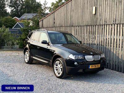 tweedehands BMW 501 X3 3.0sd High ExecutivePK Automaat X-Drive | Nav