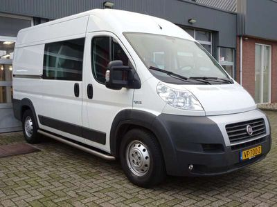 tweedehands Fiat Ducato 35H 3.0 CNG L2 H2 DC Airco