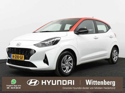 tweedehands Hyundai i10 1.0 Premium | Navigatie | Cruise control | Camera