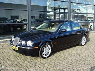 tweedehands Jaguar S-Type 3.0 V6 Executive, navi, automaat, schuifdak, zeer