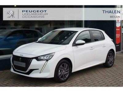 tweedehands Peugeot 208 ACTIVE PACK MET AIRCO/CRUISE/APPLE CARPLAY & ANDRO