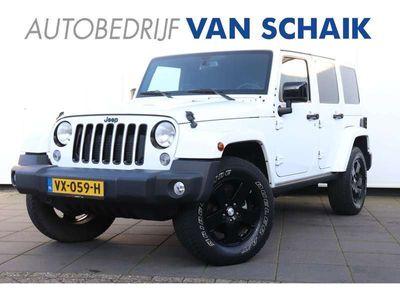 tweedehands Jeep Wrangler 2.8 CRD Black Edition II | 200 PK | AUTOMAAT | NAV