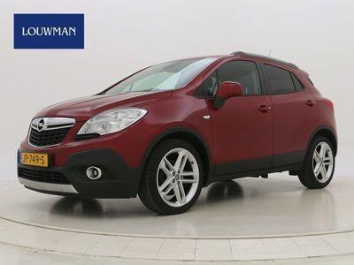 tweedehands Opel Mokka 1.4 T Cosmo | Comfort Stoelen | Verwarmde voorstoelen | Verwarmd stuurwiel |